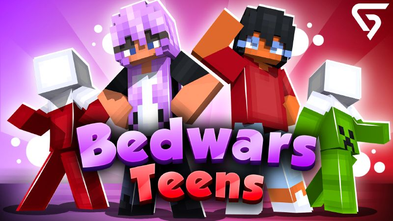Bedwars Teens on the Minecraft Marketplace by Glorious Studios