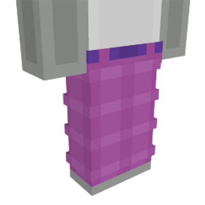 Pink Plaid Pants on the Minecraft Marketplace by Dig Down Studios