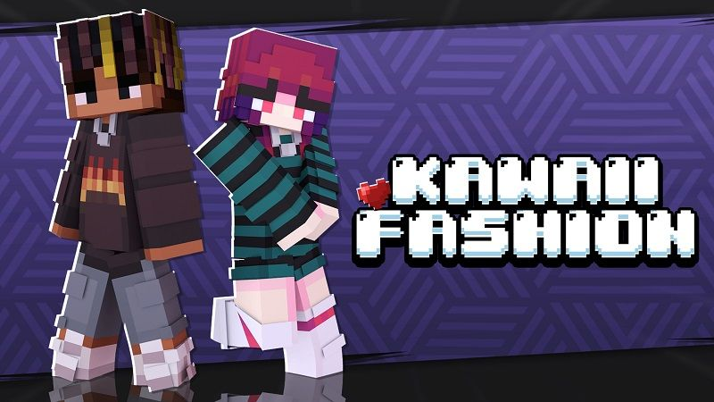 Kawaii Fashion on the Minecraft Marketplace by Cypress Games