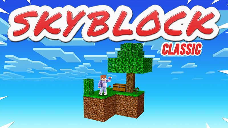 Skyblock Classic on the Minecraft Marketplace by ChewMingo