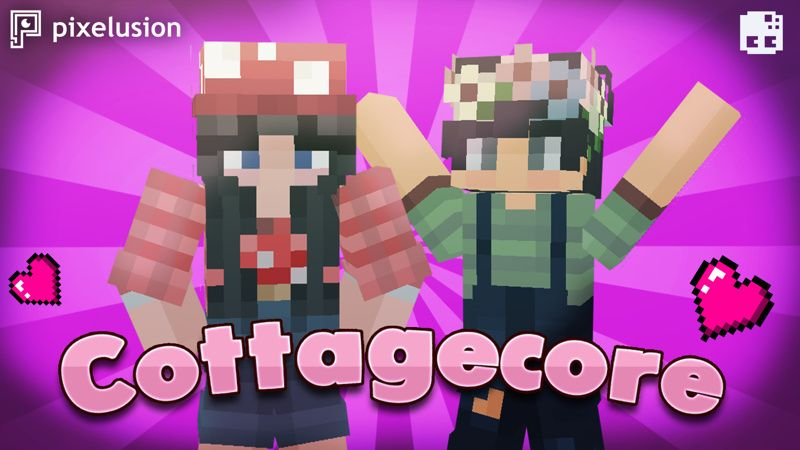 Cottagecore on the Minecraft Marketplace by Pixelusion