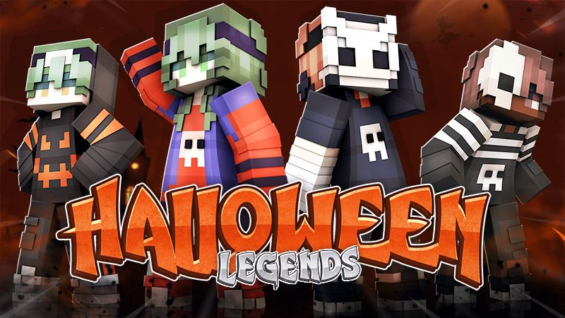 Halloween Legends on the Minecraft Marketplace by Cypress Games