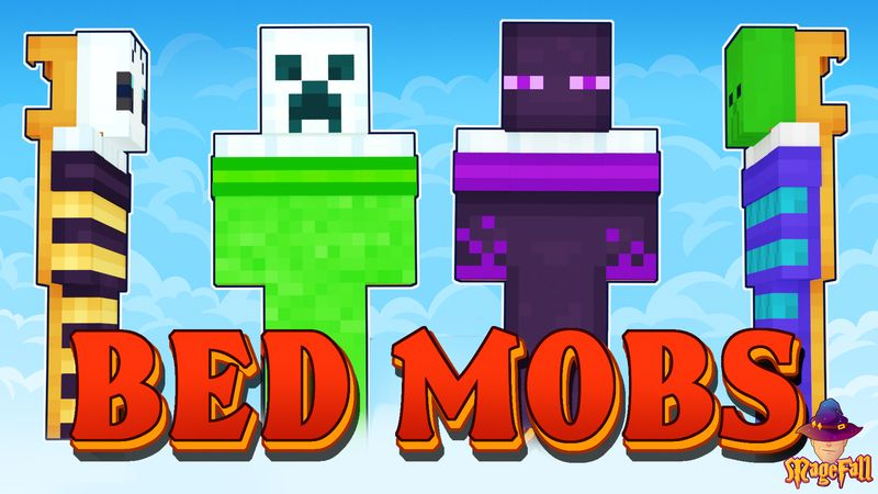 Bed Mobs on the Minecraft Marketplace by Magefall
