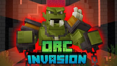 Orc Invasion on the Minecraft Marketplace by Glowfischdesigns
