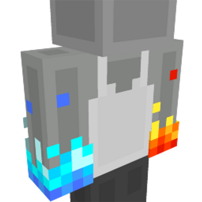 Fire and Ice on the Minecraft Marketplace by Noxcrew