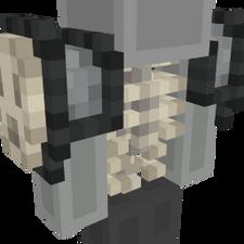 Skeleton Warrior Body
