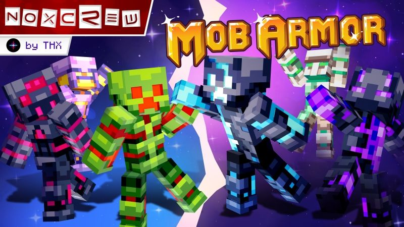 Mob Armor on the Minecraft Marketplace by Noxcrew