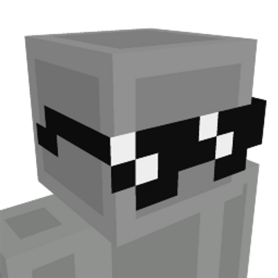 MLG Glasses on the Minecraft Marketplace by Panascais