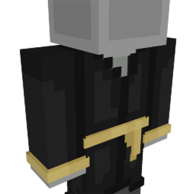 Bathrobe on the Minecraft Marketplace by Ready, Set, Block!