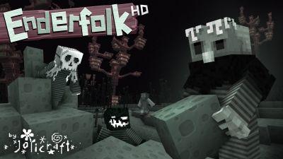 Jolicrafts Enderfolk HD on the Minecraft Marketplace by Jolicraft