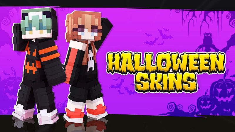 Halloween Skins on the Minecraft Marketplace by Cypress Games