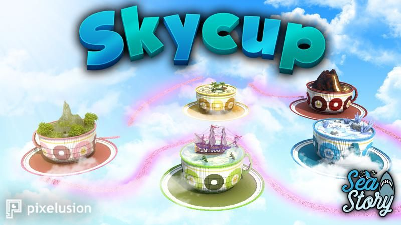 Skycup on the Minecraft Marketplace by Pixelusion