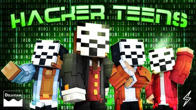 Hacker Teens on the Minecraft Marketplace by Diluvian