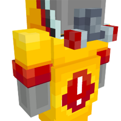 Hazmat Suit on the Minecraft Marketplace by The Craft Stars