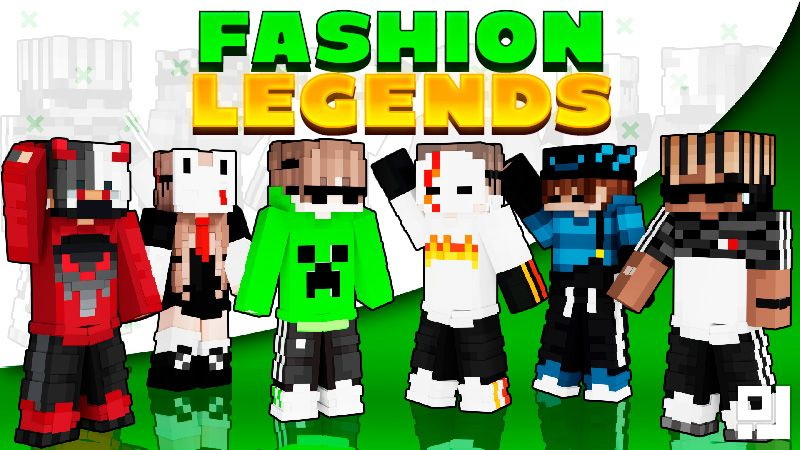 Fashion Legends on the Minecraft Marketplace by inPixel
