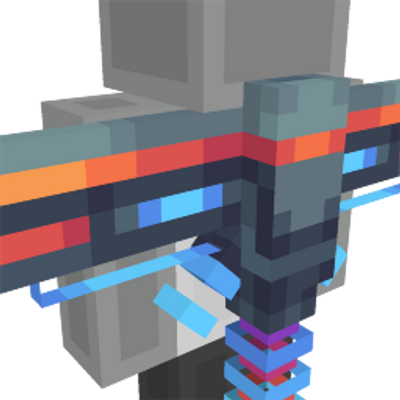 Toy Space Jetpack on the Minecraft Marketplace by Pixelbiester