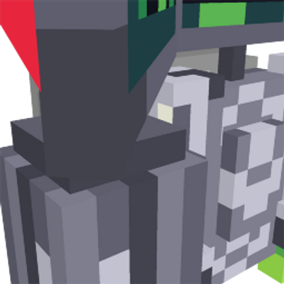 Hacker Wings on the Minecraft Marketplace by King Cube