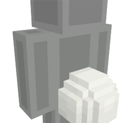 Bunny Tail on the Minecraft Marketplace by Blu Shutter Bug