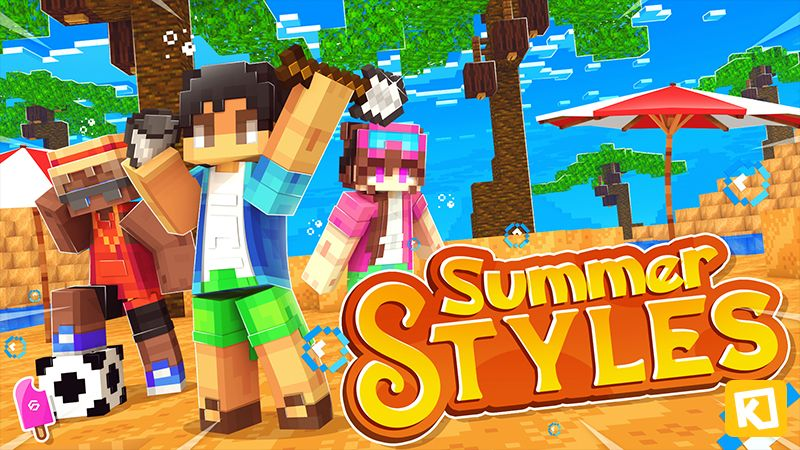 Summer Styles on the Minecraft Marketplace by Kuboc Studios