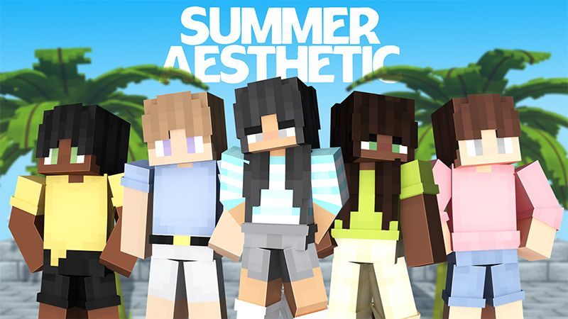 Summer Aesthetic on the Minecraft Marketplace by Odyssey Builds