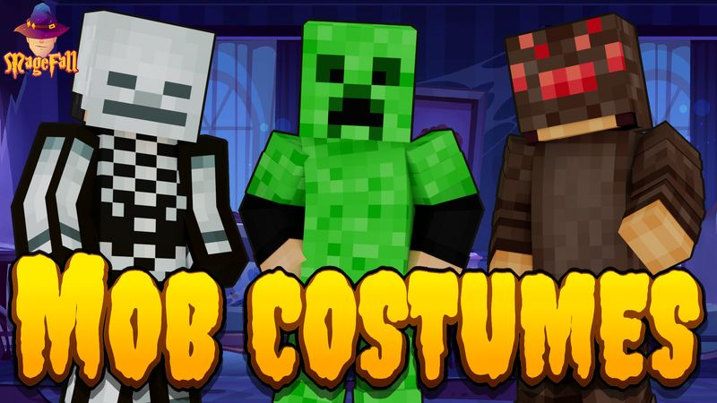 Mob Costumes on the Minecraft Marketplace by Magefall
