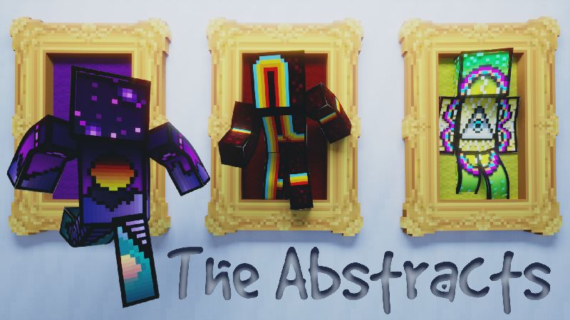 The Abstracts on the Minecraft Marketplace by Cynosia