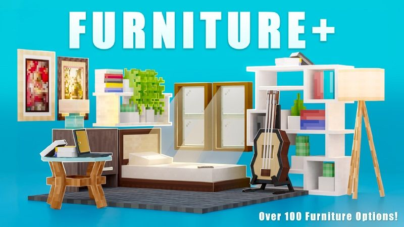 Furniture on the Minecraft Marketplace by Nitric Concepts
