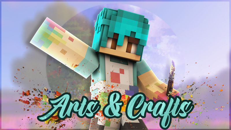 Arts and Crafts on the Minecraft Marketplace by Impulse