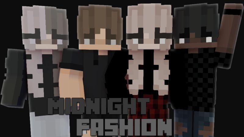 Midnight Fashion on the Minecraft Marketplace by Pixelationz Studios