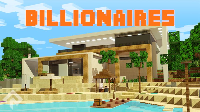 Billionaires on the Minecraft Marketplace by RareLoot