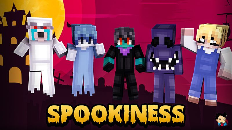 Spookiness on the Minecraft Marketplace by Duh