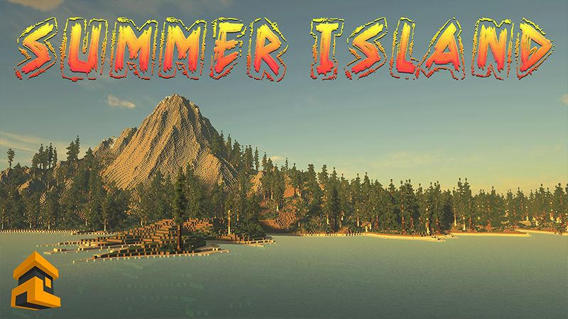 Summer Island on the Minecraft Marketplace by Project Moonboot
