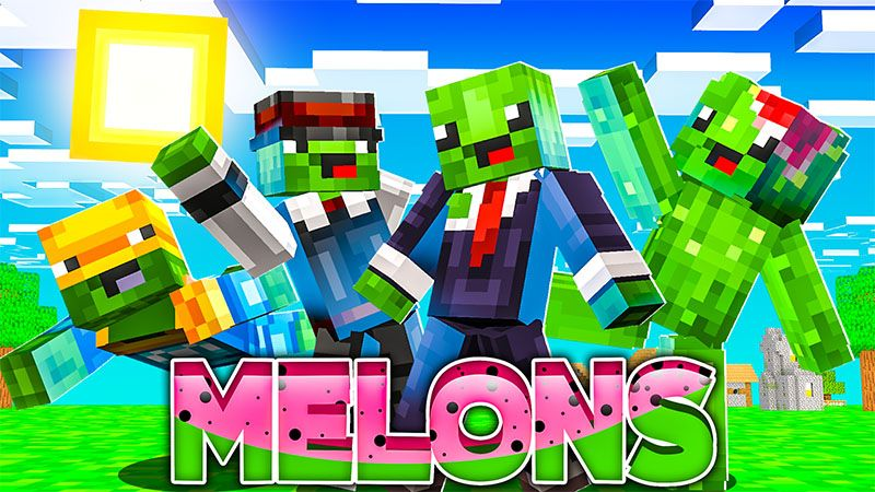 Melons on the Minecraft Marketplace by Odyssey Builds