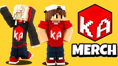 KA Studios Merch on the Minecraft Marketplace by KA Studios