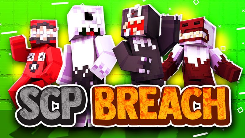 SCP Breach on the Minecraft Marketplace by Blu Shutter Bug