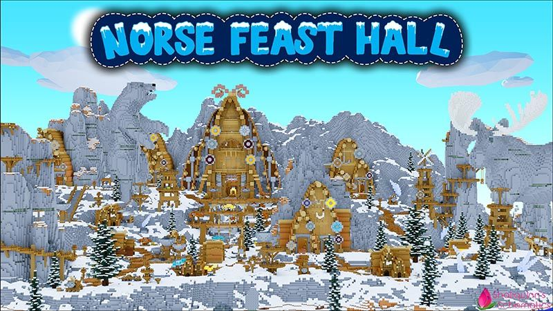 Norse Feast Hall