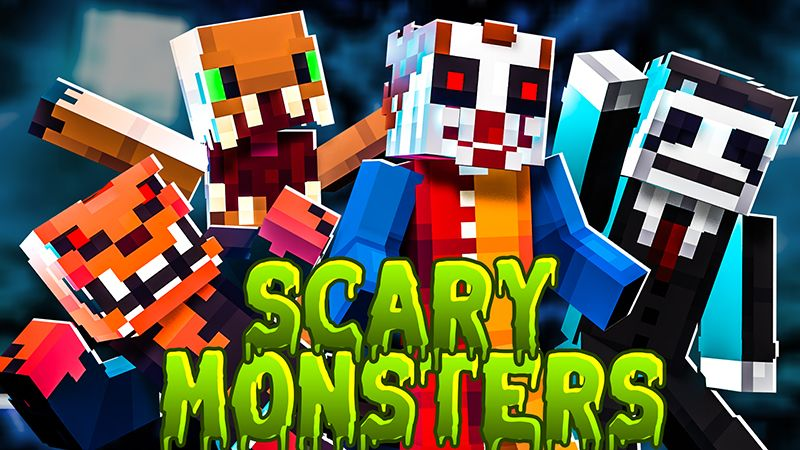 Scary Monsters on the Minecraft Marketplace by Mine-North