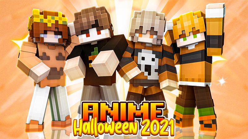 Anime Halloween 2021 on the Minecraft Marketplace by Odyssey Builds
