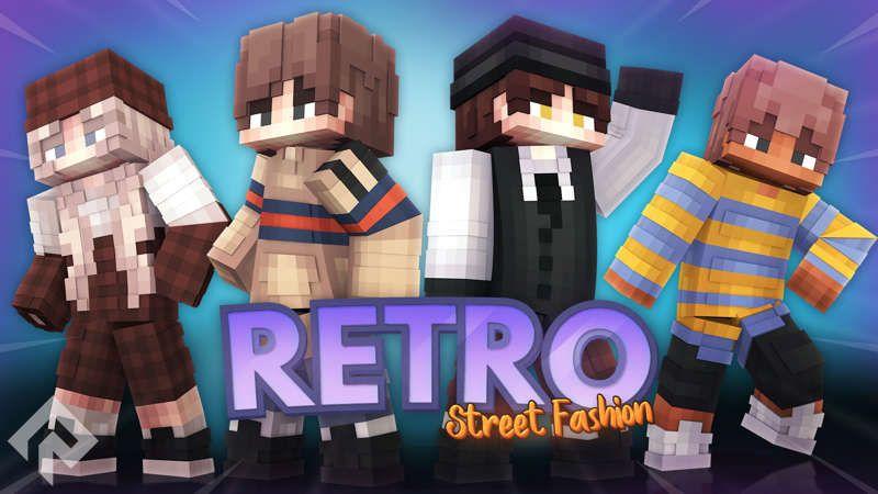 Retro Street Fashion on the Minecraft Marketplace by RareLoot