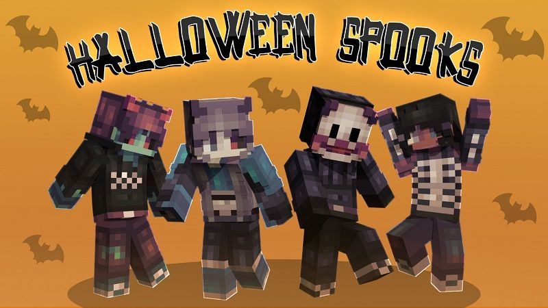 Halloween Spooks on the Minecraft Marketplace by 4KS Studios