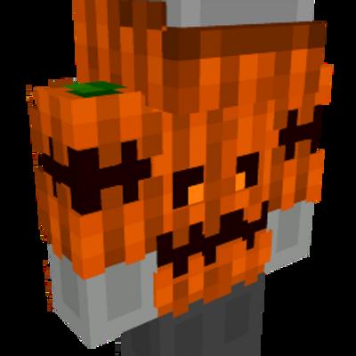 Wicked Pumpkin Hoodie on the Minecraft Marketplace by Netherpixel