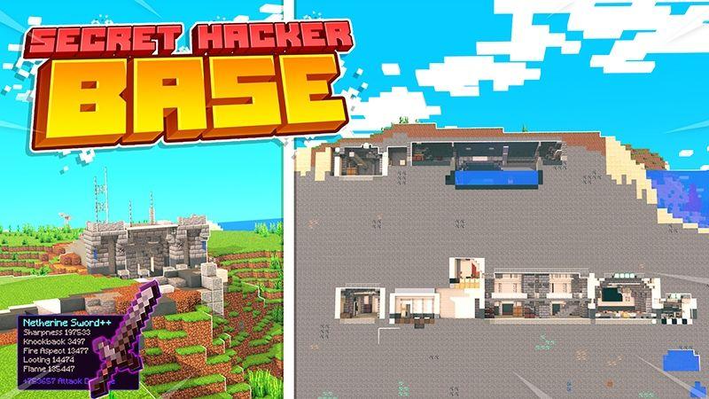 Secret Hacker Base on the Minecraft Marketplace by Kubo Studios