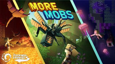More Mobs on the Minecraft Marketplace by Pathway Studios
