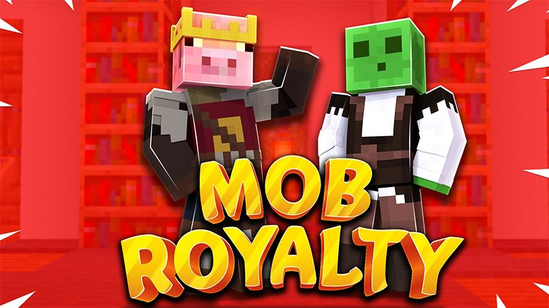 Mob Royalty on the Minecraft Marketplace by ChewMingo