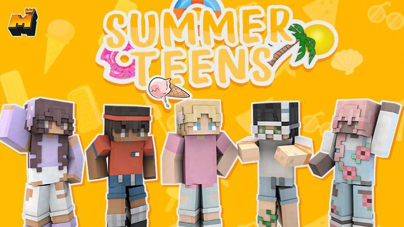 Summer Teens on the Minecraft Marketplace by Mineplex