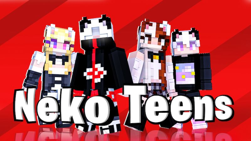 Neko Teens on the Minecraft Marketplace by DogHouse