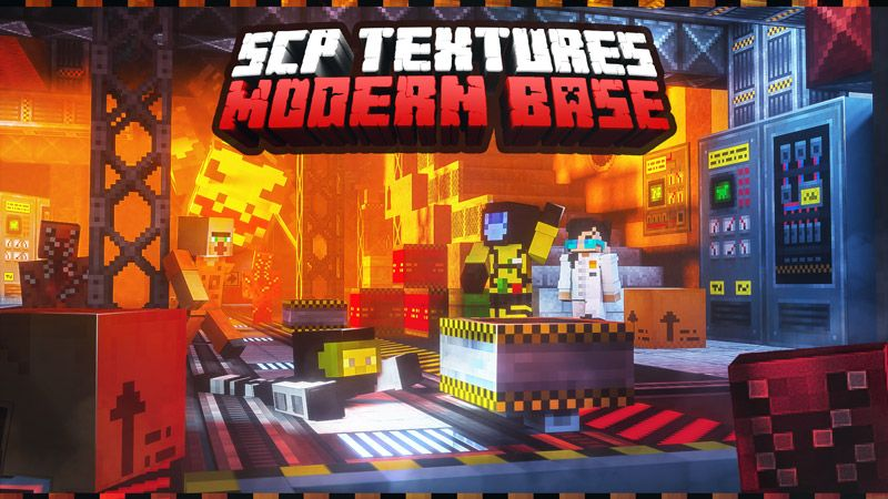 SCP Modern Base Textures on the Minecraft Marketplace by Owls Cubed