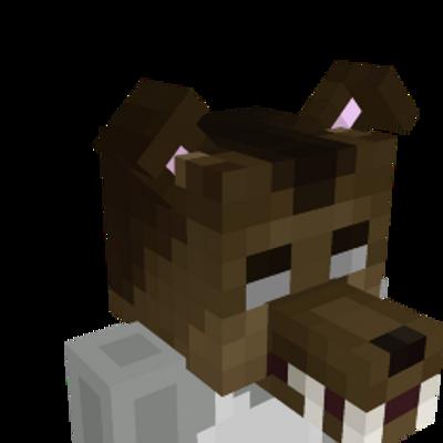 Werewolf Mask on the Minecraft Marketplace by FTB