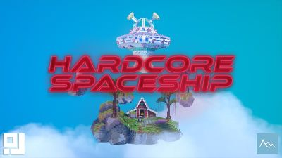 Hardcore Spaceship on the Minecraft Marketplace by inPixel