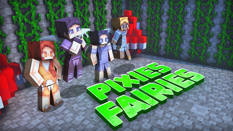 Pixies Fairies on the Minecraft Marketplace by Dark Lab Creations